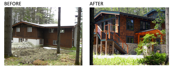 Green Home Design Architect Renovating A Home Or Cottage What To Expect