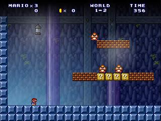 لعبة ماريو 3 الجديدة super mario forever