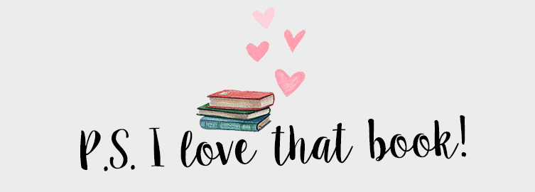 P.S. I love that book!