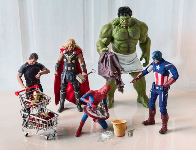 Your Favorite Superheros