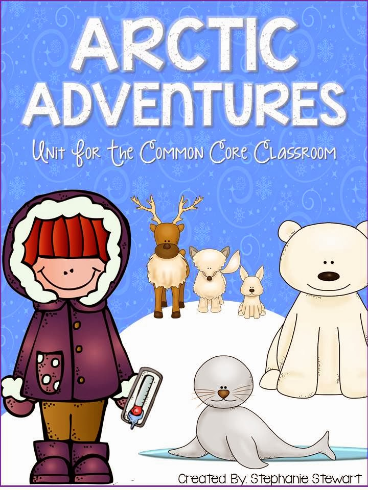 http://www.teacherspayteachers.com/Product/Arctic-Adventures-Arctic-For-The-Common-Core-Classroom-1056214