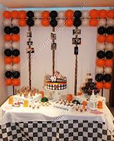 decoração de festa de aniversário