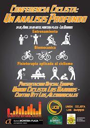24/04 Conferencia en Los Barrios
