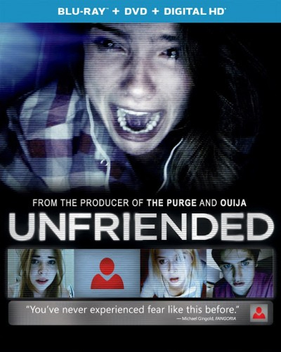 [ภาพ MASTER มาแล้ว HD จาก ITUNES] UNFRIENDED (2015) อันเฟรนด์ [1080P] [เสียงไทยโรงชัด]