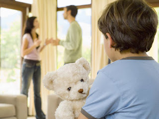 Pensión Compensatoria en caso de padres divorciados
