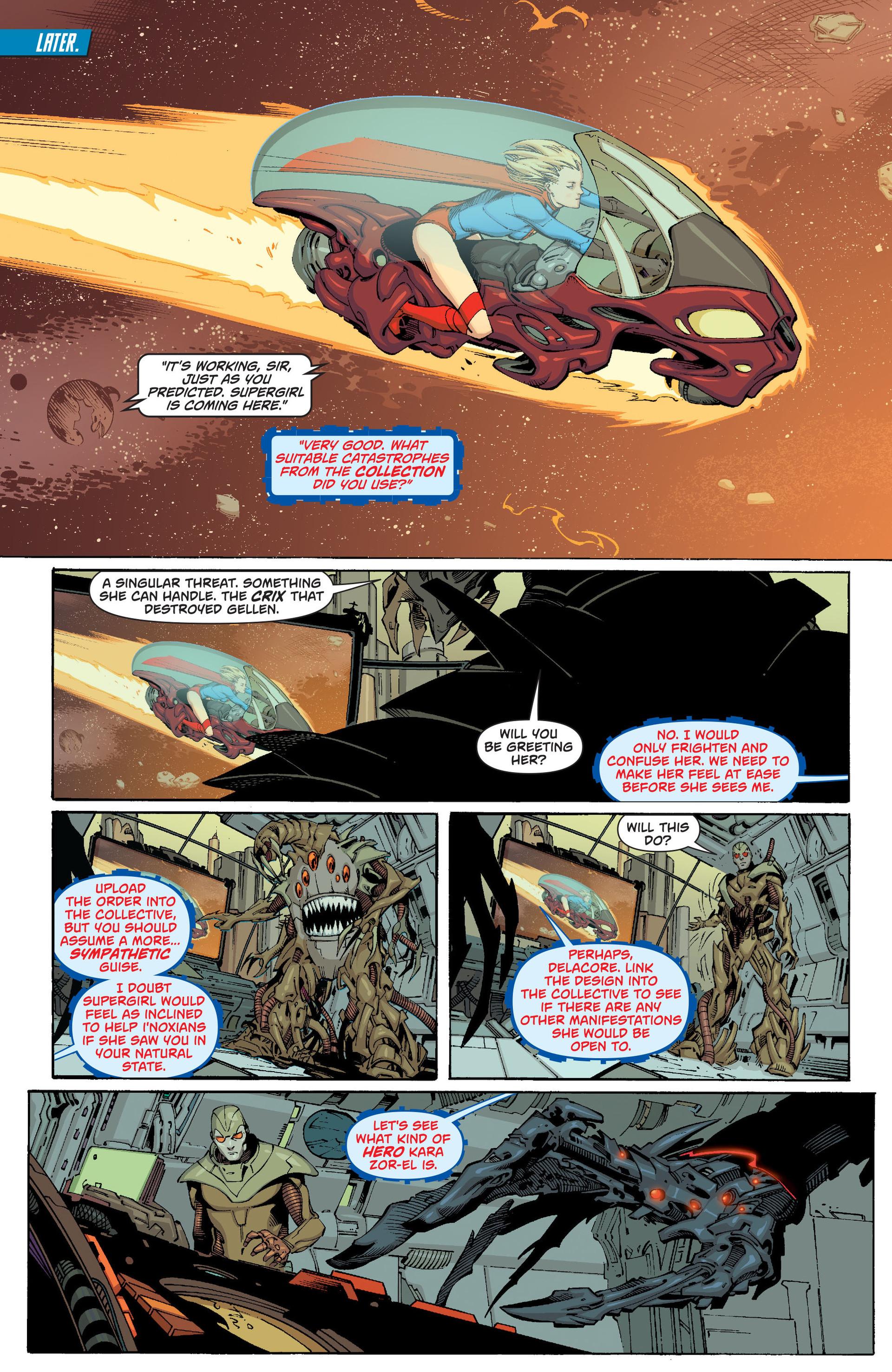 Supergirl (2011) Issue #21 #23 - English 7