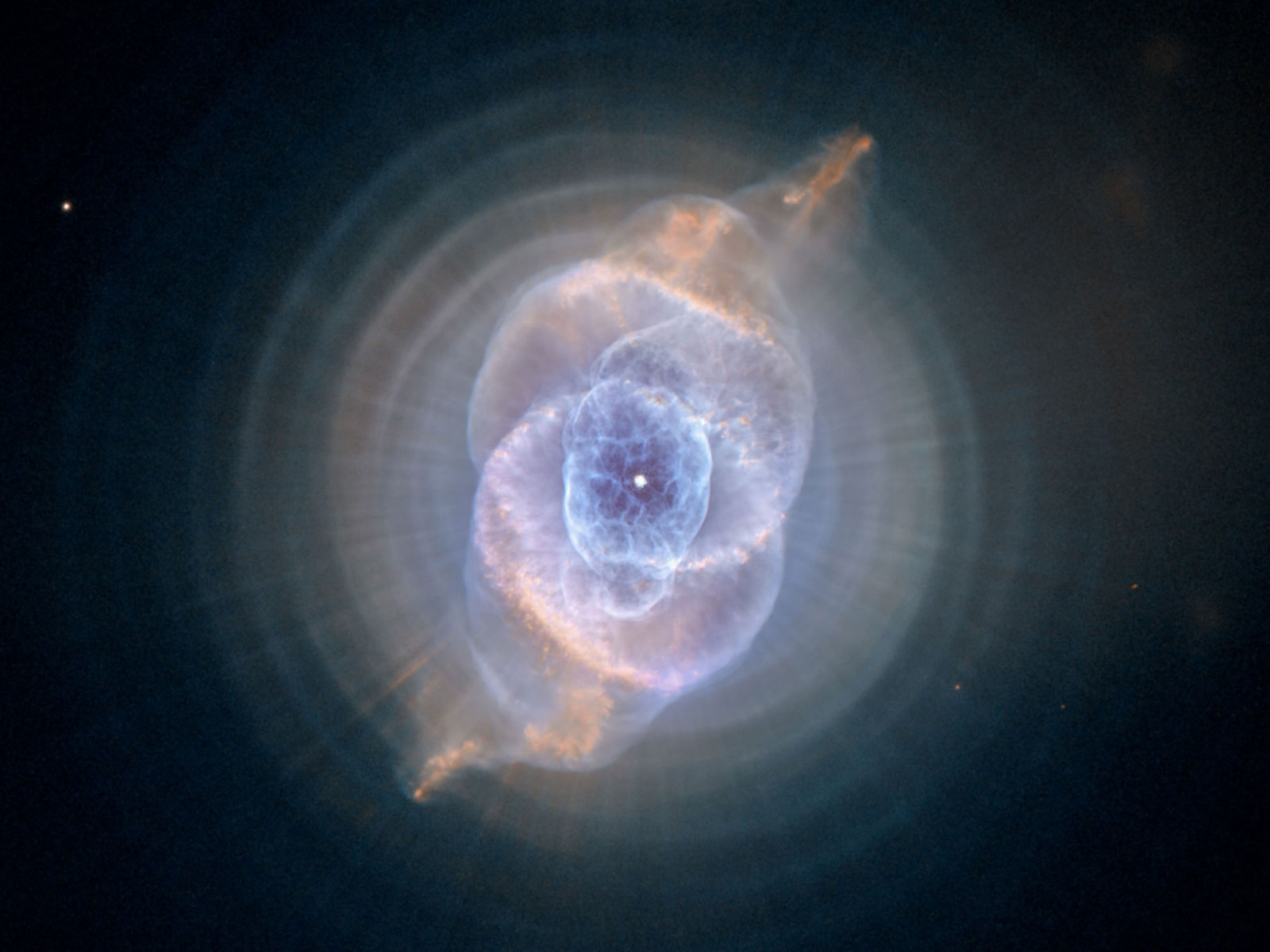 cat's eye nebula - wallpaper hd | earth blog