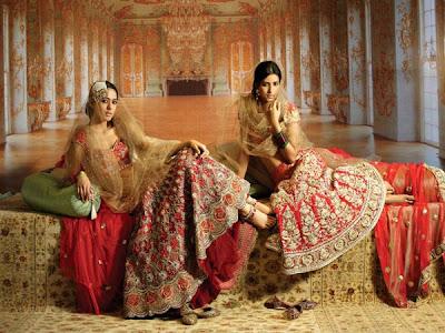 Tarun Tahiliani Bridal Couture Exposition 2011