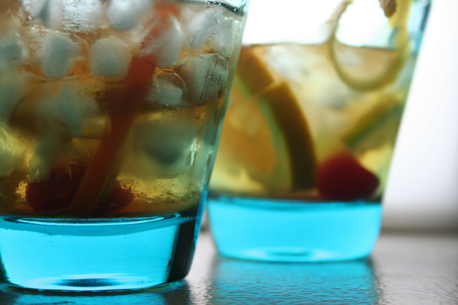 Bar drinks though recipes vary widely from bartender to bartender