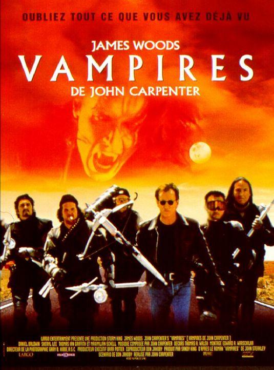 John carpenter's vampires รับจ้างล้างพันธุ์แวมไพร์ HD 1998