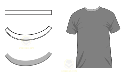 totorial membuat desain kaos