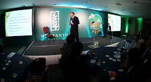 Palestrante José Rovani na Monsanto