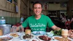 Mark Wiens: blogger, videographer, professional Thai foodie