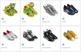 adidas bayan ayakkabıları 2013