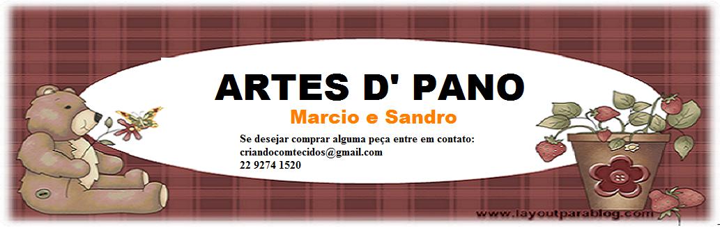 ARTES D' PANO - Marcio e Sandro
