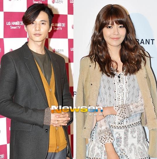 Won Bin & Sooyoung SNSD Pacaran??