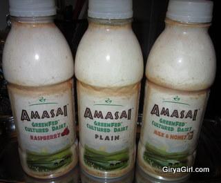 Amasai Fermented Milk   Beyond Organic Living