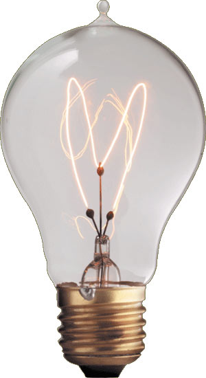 first electric light bulb by thomas edison topix. Black Bedroom Furniture Sets. Home Design Ideas