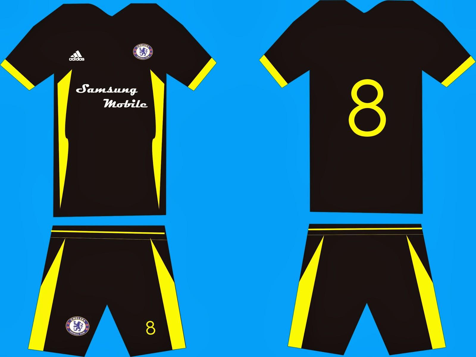 Info Desain Gambar Baju Sepak Bola
