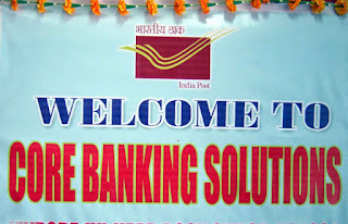 Core banking solution in mungpoo post office