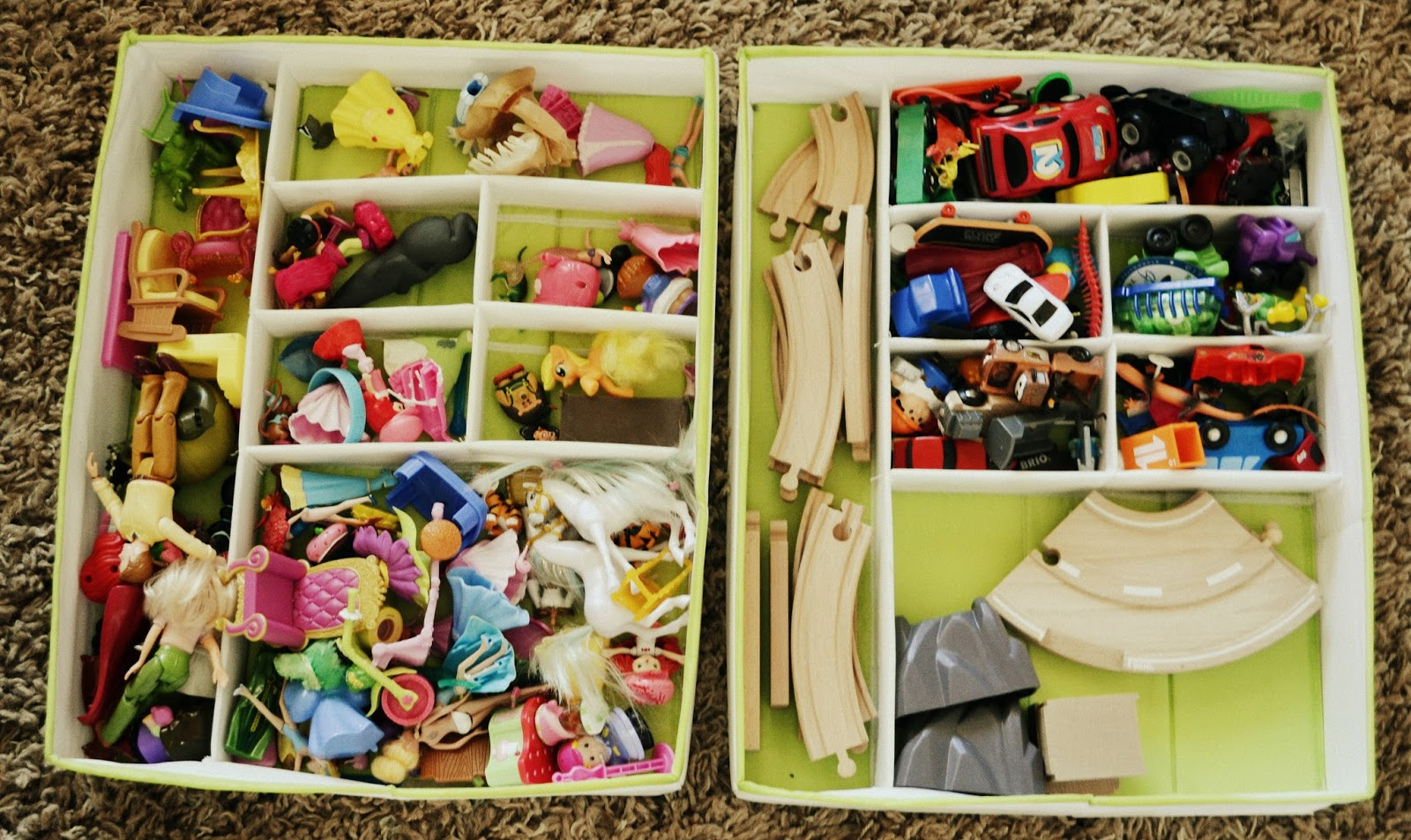 Small Toy Organizer : Plan to happy toy storage for the playroom means