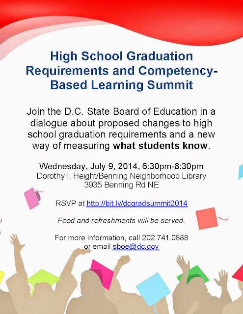 One City Youth: Graduation Requirements and Competency-Based Learning Summit