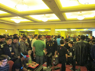 Defend The North 2014, fighting game major in New York City