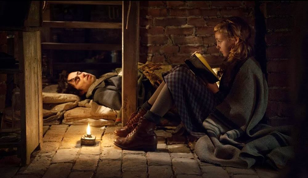 the book thief ben schnetzer sophie nelisse