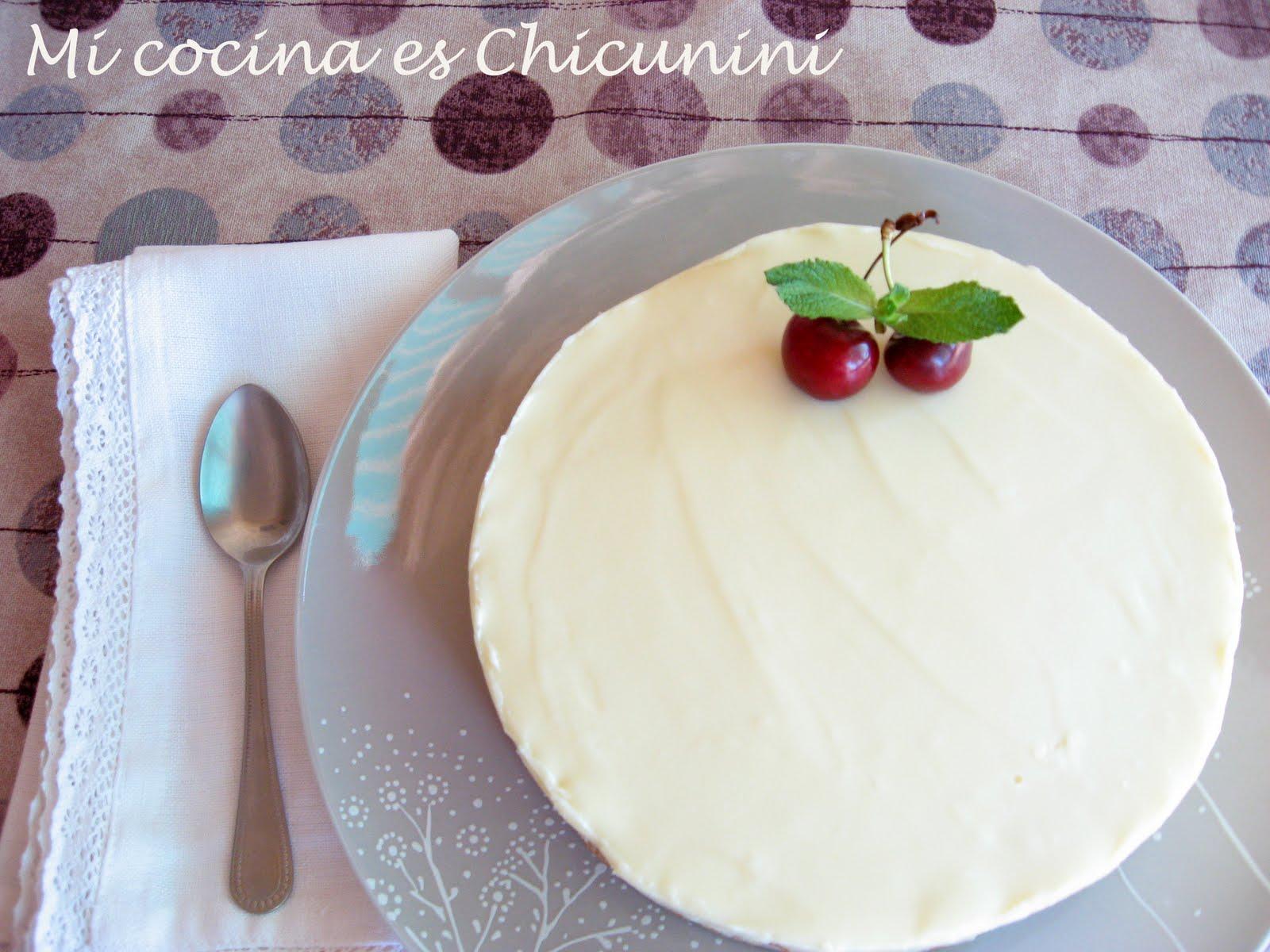 Baño Chocolate Blanco Para Tartas:yo me pregunto: ¿Hay alguien que no quiera uno? ¿ A quién no le