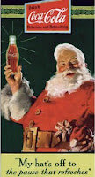 how coca-cola shaped the modern-day santa