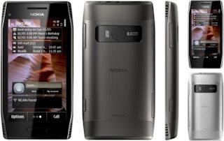 Ponsel Nokia X7-00