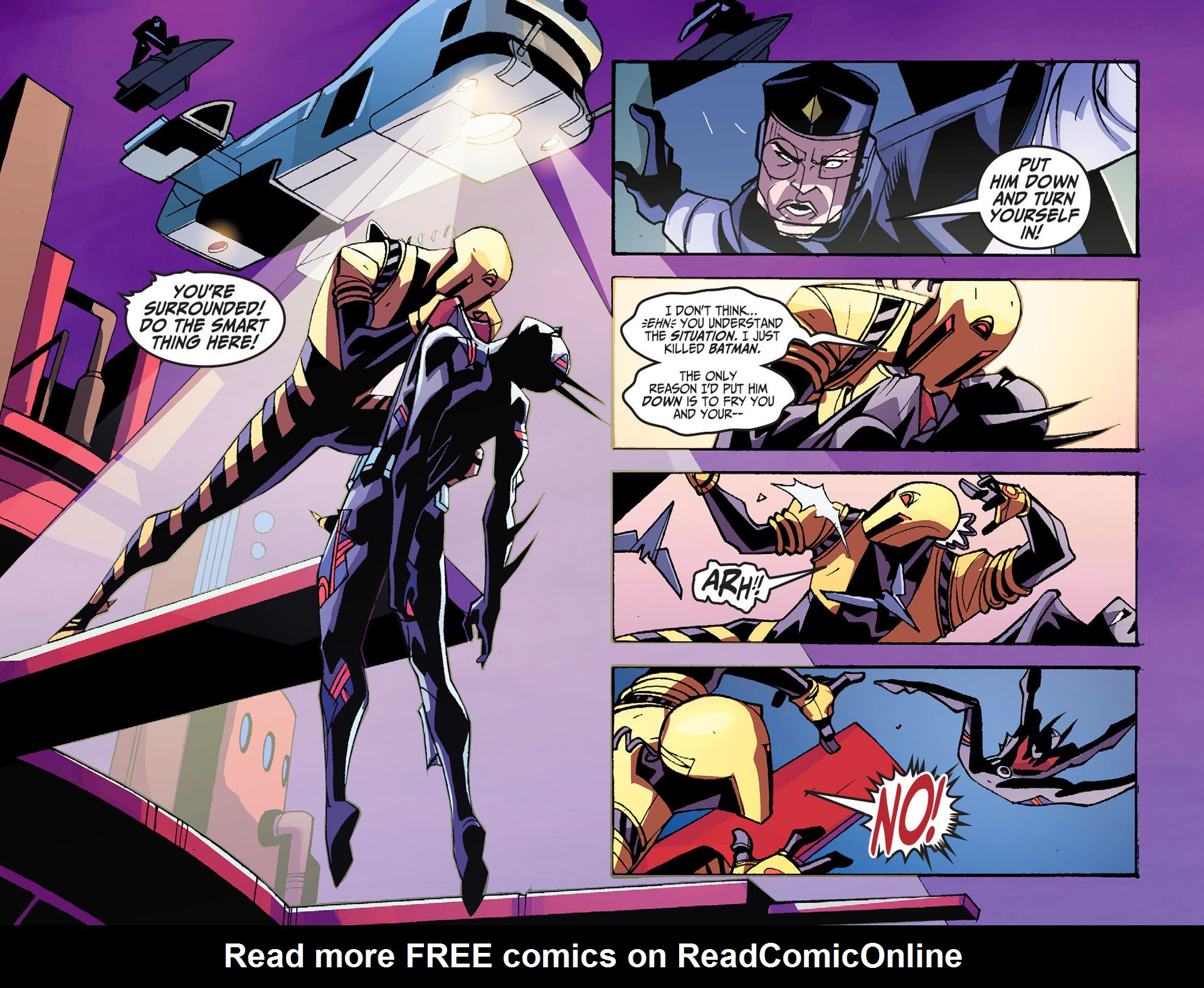 Batman Beyond 2.0 #6 #35 - English 3