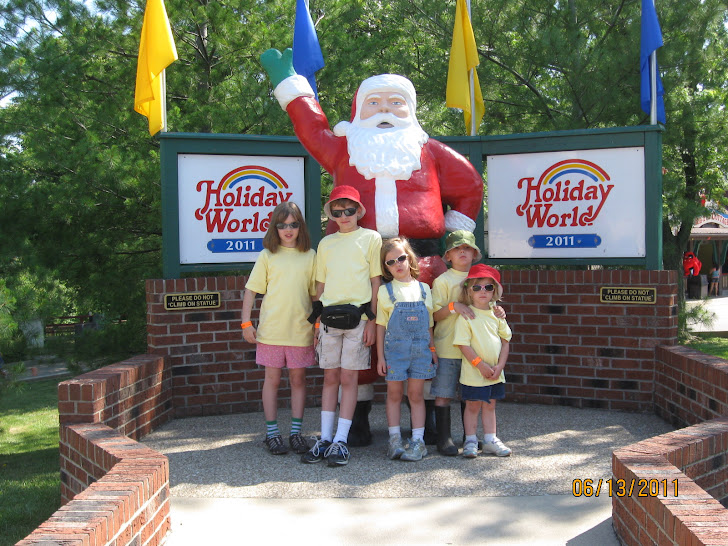 Holiday World 2011!