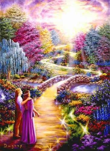 Le Ciel : Ultime récompense du chrétien ! Imaginez sa beauté ! - Page 3 Artofduguay