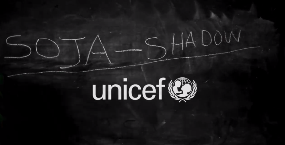 SOJA kolaborasi dengan UNICEF di Video Clip Shadow