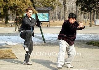 Learn Tai Chi Quan