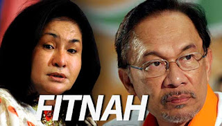Rosmah jumpa Anwar hanya fitnah – Pembantu