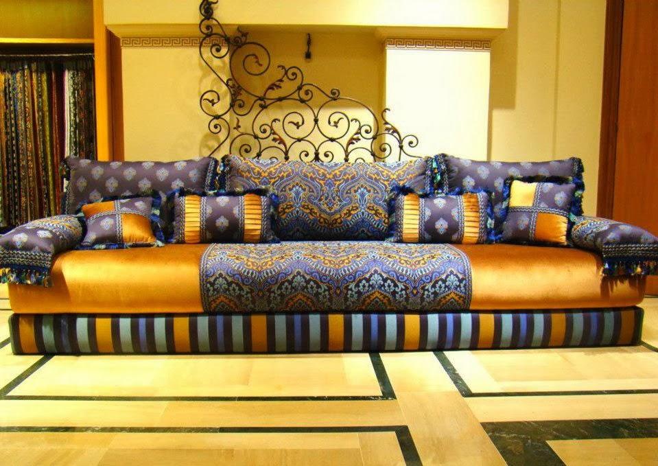 Salons du maroc et d coration orientale d coration pour salon marocain moderne - Deco salon americain ...