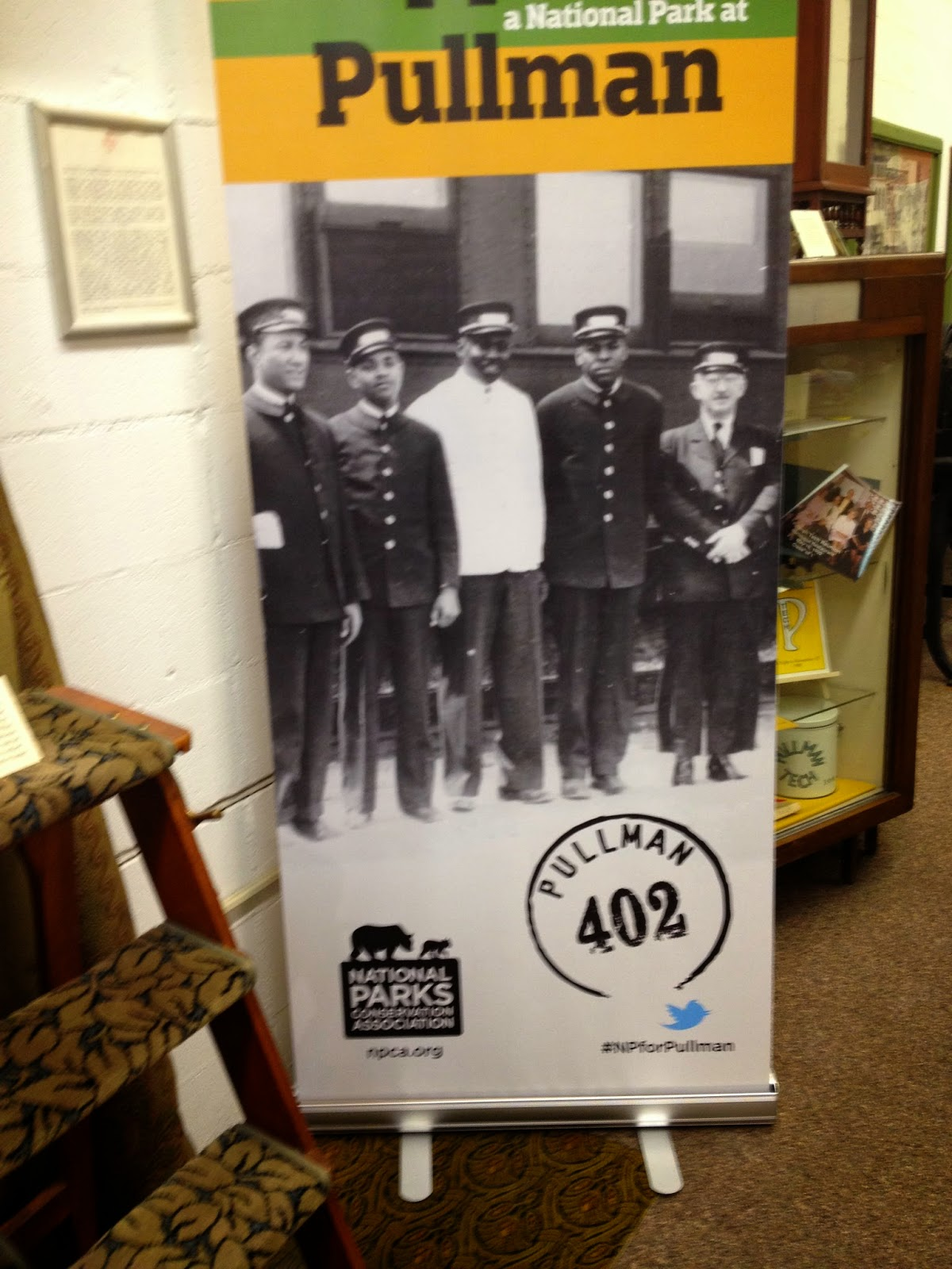 The Brotherhood of Sleeping Car Porters