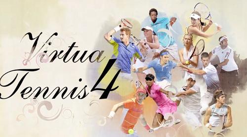 Virtua Tennis 4:Boxart e data de lançamento