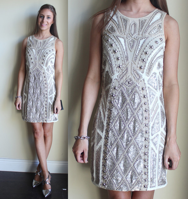 needle & thread, dress, review