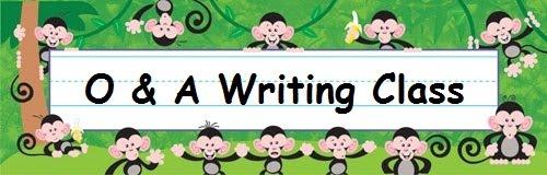 O&A Writing Class