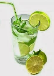 sejumlah khasiat  air perasan jeruk nipis dalam program diet anda