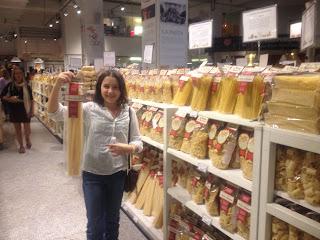 pasta isle