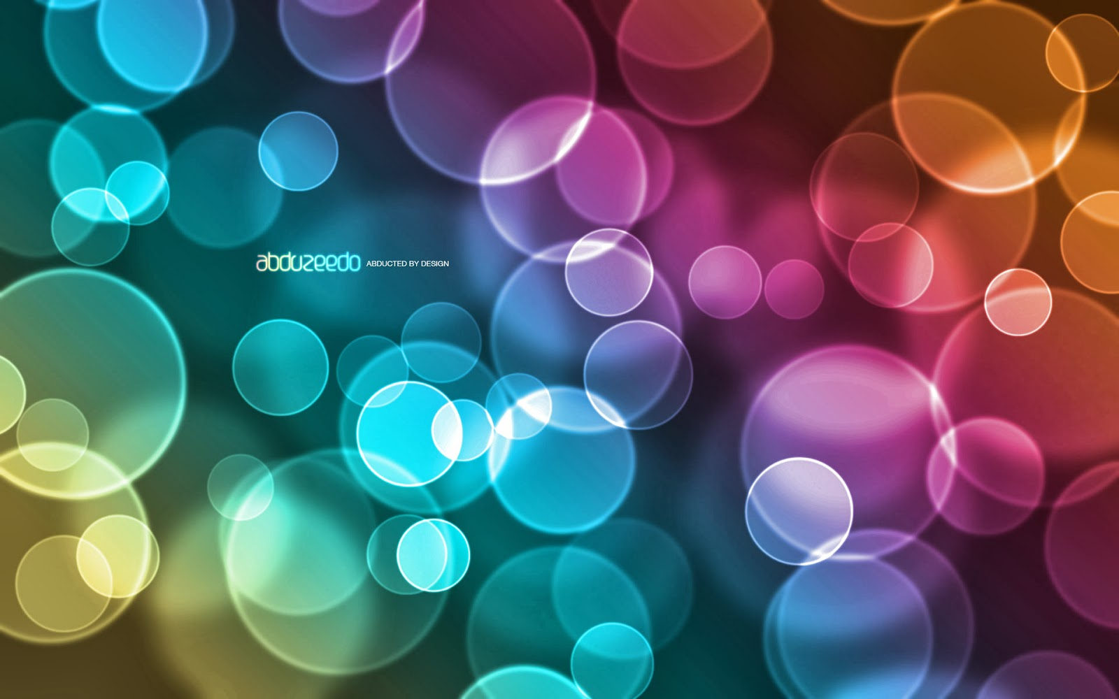 Imágenes Hilandy: Fondo de Pantalla Abstracto burbujas de colores