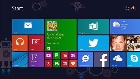 Windows 8.1 Akhirnya Resmi Dirilis
