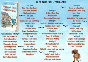Blog Tour: The Corner Shop in Cockleberry Bay
