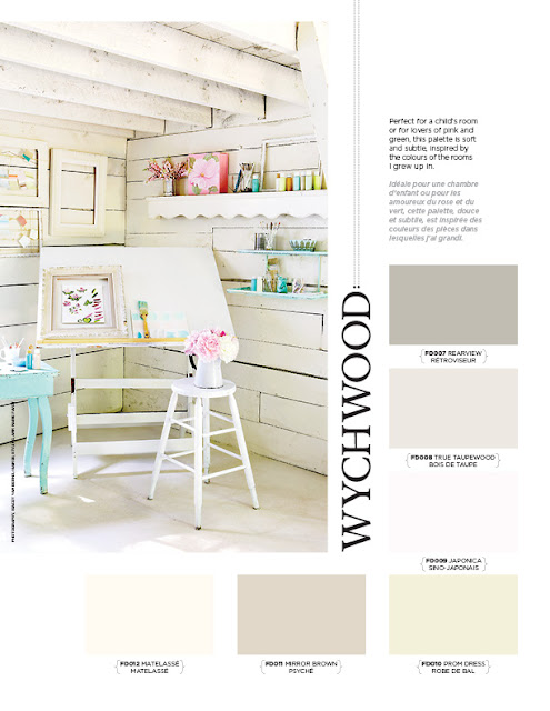 Sense And Simplicity Style At Home Country Colours