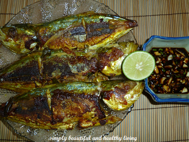 Simply beautiful and healthy living simple pan fried for Best fish to pan fry