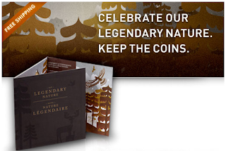 Free Royal Canadian Mint Coin Collector Card